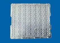 白色塑料吸塑盒