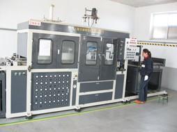 YX-503型设备操作中