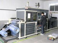 YX-113型吸塑成型机操作